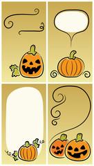 funny Halloween backgrounds