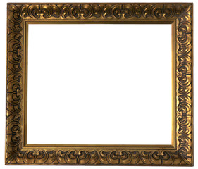 Rahmen gold