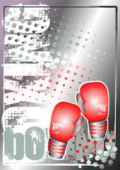 Fototapeta box golden poster background 3 obraz