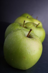 Green Apples (tilted)