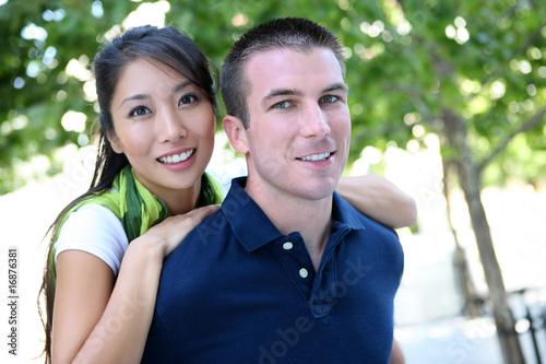 Asianwomen dating white men