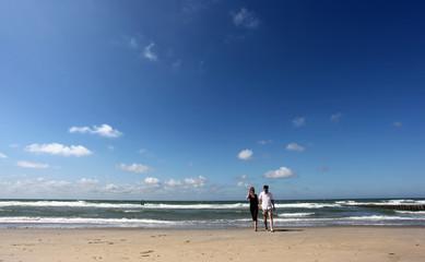 True romance @ the beach
