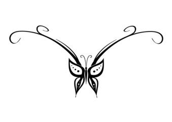 tatoo farfalla
