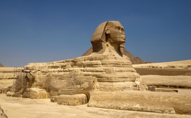 Wall Murals Egypt Pyramids and sphinx