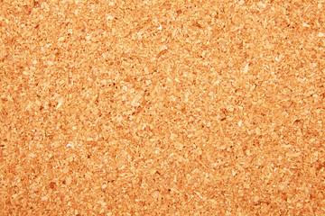Fotoväggar - Corkboard texture closeup photo