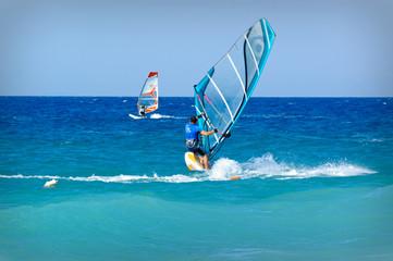 Rhodes windsurf 3