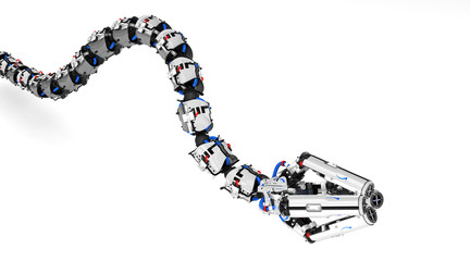 Robotic Tentacle Arm