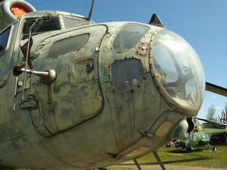 Multi purpose transport helicopter Mi-6 (USSR, 1957)