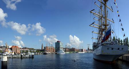 Kiel Hafenperipherie