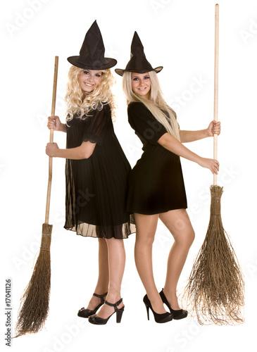 Метлу для ведьмы своими руками на хэллоуин