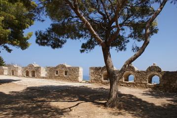 forteresse de Rethymnon