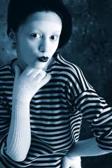 mime actress