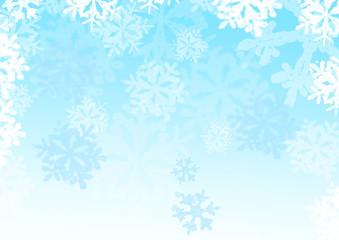 snow / schnee winter hintergrund