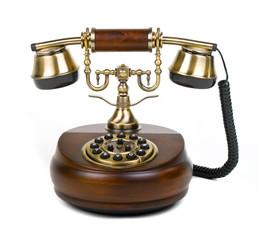 stylish vintage phone