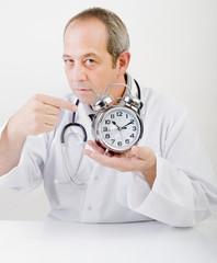 doctor alarm clock