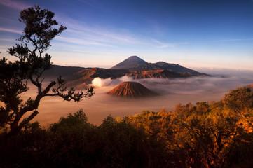 Aluminium Prints Indonesia Volcano.