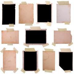 Vintage photo frames set 5, big collection