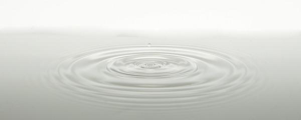 Goutte d'eau panoramique