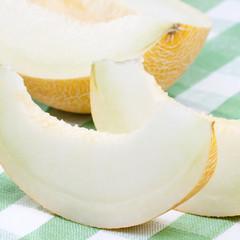 Galia melon.