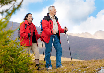 hiking seniors 11