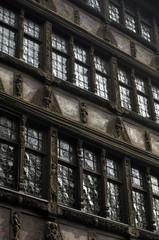 France, Alsace, Strasbourg, maison Kammerzell