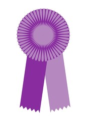 Grand Champion Ribbon Vector