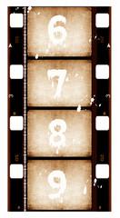 16 mm Film roll,Digital art