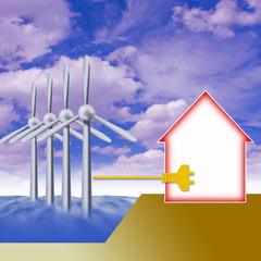 schemata bild offshore windpark schema schaubild