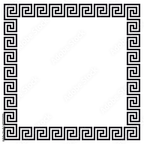 Cornice Geometrica Stock Image And Royalty Free Vector Files On