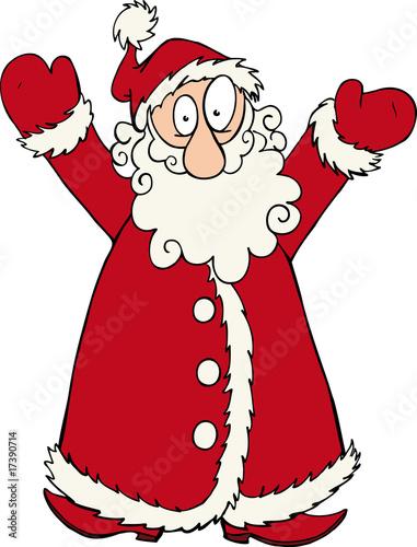 weihnachtsmann weihnachten nikolaus verr ckt. Black Bedroom Furniture Sets. Home Design Ideas