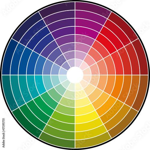 Harmonie des couleurs fichier vectoriel libre de droits - L harmonie des couleurs ...