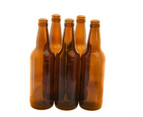 group of bottles for   beer