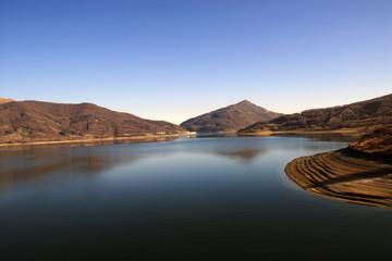 Lago di Campotosto - AQ -