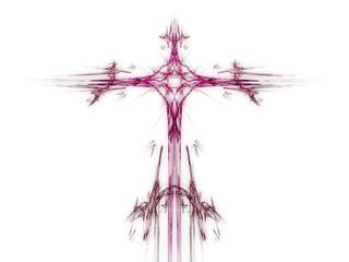 fractal cross
