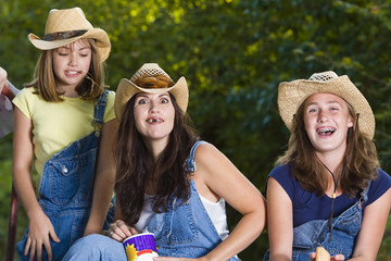 Funny Country Girls