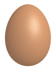 Photorealistic high detail Egg