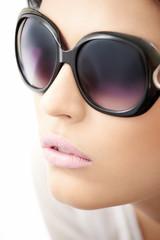 Sun glasses girl