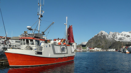 Stockfish boat