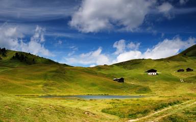 Alpe Cisles, Dolomiti, Alpi