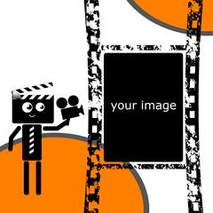 cinema filmstrip
