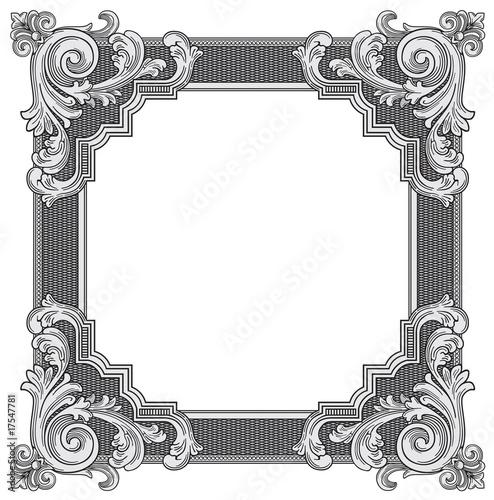 ornate frame vector stock image and royalty free vector files on