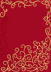 Curly Background
