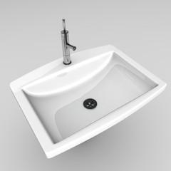 bath basin