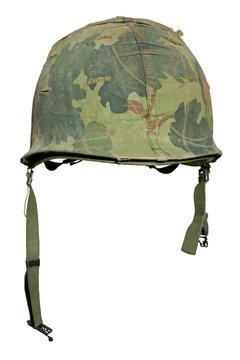 US Vietnam War Helmet