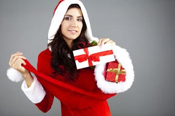 überraschung zur weihnachten