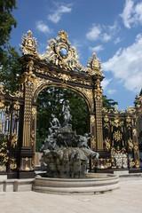 Fountain of Amphitrite, Nancy, France