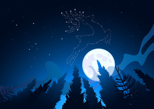 Christmas Star Constellations