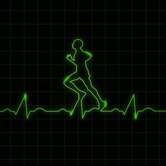 elettrocardiogramma atleta