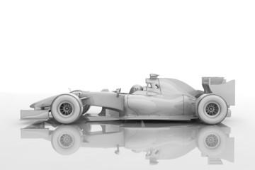 Printed roller blinds F1 F1 Car