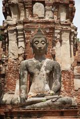 アユタヤー 仏像